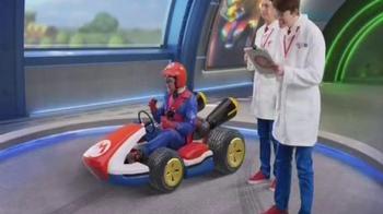 Mario Kart 8 TV Spot, 'Boomerang Test' - Thumbnail 3