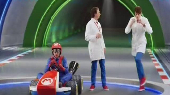 Mario Kart 8 TV Spot, 'Boomerang Test' - Thumbnail 9