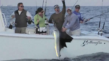 Yellowfin Yachts Center TV Spot - Thumbnail 10