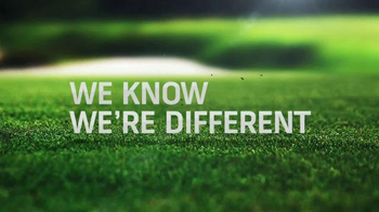 Golf Channel TV Spot, 'We Know We're Different' - 80 commercial airings