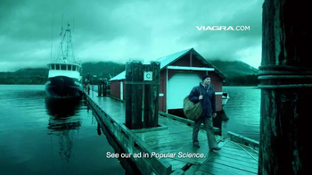 Viagra TV Spot, 'Fishing' - Thumbnail 10