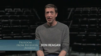 Freedom from Religion Foundation TV Spot Featuring Ron Reagan