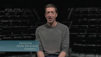 Freedom from Religion Foundation TV Spot, 'Church and State' Featuring Ron Reagan - Thumbnail 1