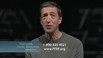 Freedom from Religion Foundation TV Spot, 'Church and State' Featuring Ron Reagan - Thumbnail 10