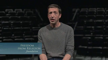 Freedom from Religion Foundation TV Spot, 'Church and State' Featuring Ron Reagan - Thumbnail 3