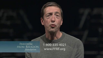 Freedom from Religion Foundation TV Spot, 'Church and State' Featuring Ron Reagan - Thumbnail 4