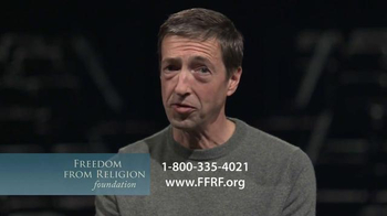 Freedom from Religion Foundation TV Spot, 'Church and State' Featuring Ron Reagan - Thumbnail 5