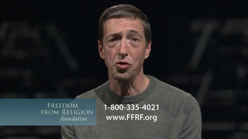Freedom from Religion Foundation TV Spot, 'Church and State' Featuring Ron Reagan - Thumbnail 7