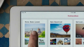 Apple iPad Air TV Spot, 'Chérie King' - Thumbnail 9
