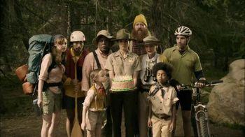 Smokey Bear TV Spot, 'Smokey's 70th Birthday' - Thumbnail 8