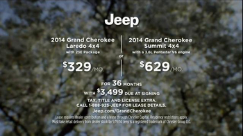 2014 Jeep Grand Summit TV Spot, 'Beauty Within' - Thumbnail 10