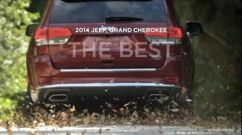 2014 Jeep Grand Summit TV Spot, 'Beauty Within' - Thumbnail 8