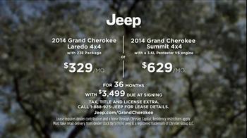2014 Jeep Grand Summit TV Spot, 'Beauty Within' - Thumbnail 9