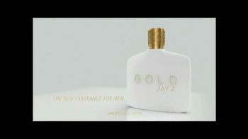 Jay Z Gold TV Spot