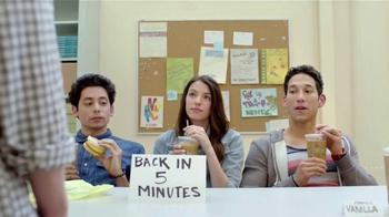 McDonald's McCafe Iced Coffee TV Spot, 'Equipos' [Spanish]