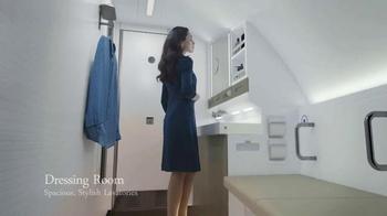 Asiana Airlines TV Spot, 'Sleep Amid the Stars' - Thumbnail 7