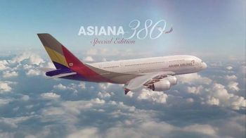 Asiana Airlines TV Spot, 'Sleep Amid the Stars'