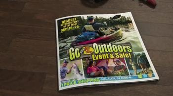 Bass Pro Shops Go Outdoors Event & Sale TV Spot - Thumbnail 5
