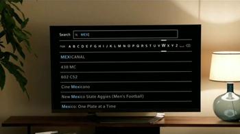 XFINITY X1 Operating System TV Spot, 'Disfruta Mas Deportes' [Spanish] - Thumbnail 5