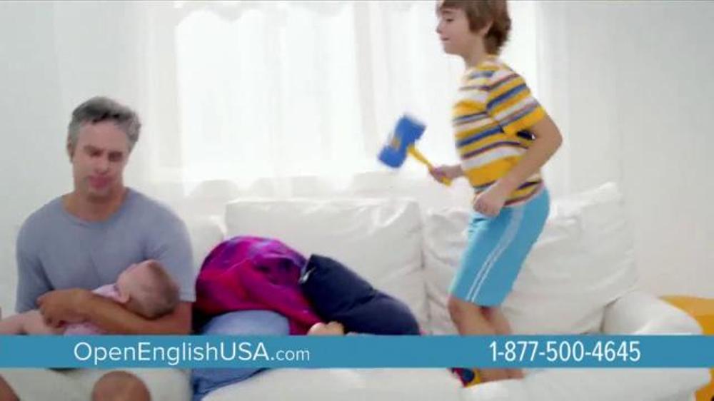Open English TV Commercial, '??Se Ve En Este Espejo?'