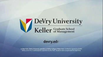DeVry University TV Spot, 'Fixed Tuition' - Thumbnail 10