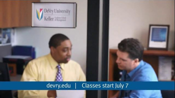 DeVry University TV Spot, 'Fixed Tuition' - Thumbnail 3