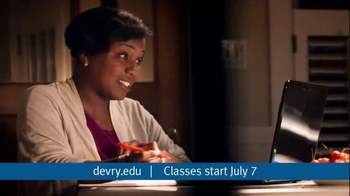 DeVry University TV Spot, 'Fixed Tuition' - Thumbnail 4