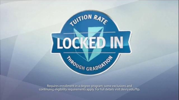 DeVry University TV Spot, 'Fixed Tuition' - Thumbnail 6