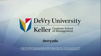 DeVry University TV Spot, 'Fixed Tuition' - Thumbnail 9