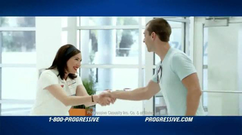 Progressive TV Spot, 'Reality Flo' - 12028 commercial airings