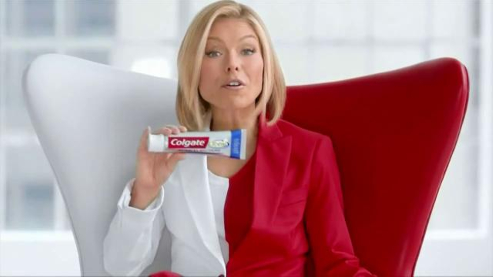 Colgate Total TV Commercial, 'Healthier & Whiter' Featuring Kelly Ripa
