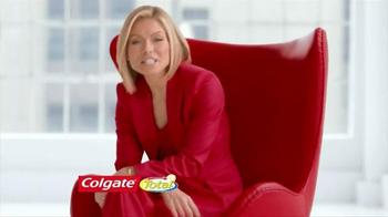 Colgate Total TV Spot, 'Healthier & Whiter' Featuring Kelly Ripa - Thumbnail 1