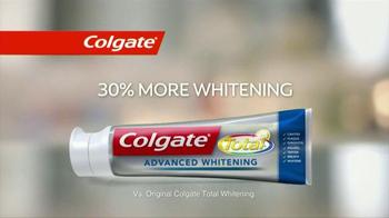 Colgate Total TV Spot, 'Healthier & Whiter' Featuring Kelly Ripa - Thumbnail 10