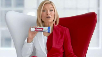 Colgate Total TV Spot, 'Healthier & Whiter' Featuring Kelly Ripa - 5472 commercial airings