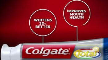 Colgate Total TV Spot, 'Healthier & Whiter' Featuring Kelly Ripa - Thumbnail 7