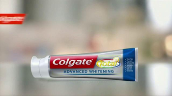 Colgate Total TV Spot, 'Healthier & Whiter' Featuring Kelly Ripa - Thumbnail 9