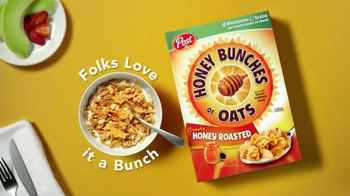 Honey Bunches of Oats TV Spot, 'What Do You Love?' - Thumbnail 9