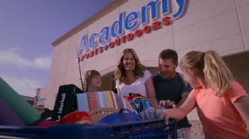 Academy Sports + Outdoors TV Spot thumbnail