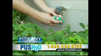 PusH2O TV Spot