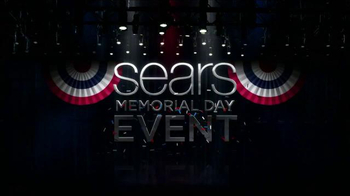 Sears TV Spot, 'Memorial Day Event' - Thumbnail 1