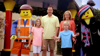 LEGOLAND California Resort TV Spot, 'Come Play' - Thumbnail 6
