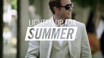 Men's Wearhouse Lighten Up for Summer TV Spot, 'Down the Street' - 610 commercial airings