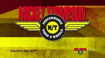 Mickey Thompson Performance Tires & Wheels Deagan 38 Tires TV Spot - Thumbnail 6