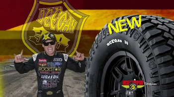 Mickey Thompson Performance Tires & Wheels Deagan 38 Tires TV Spot