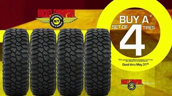 Mickey Thompson Performance Tires & Wheels Deagan 38 Tires TV Spot - Thumbnail 4