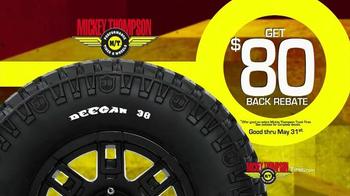 Mickey Thompson Performance Tires & Wheels Deagan 38 Tires TV Spot - Thumbnail 5