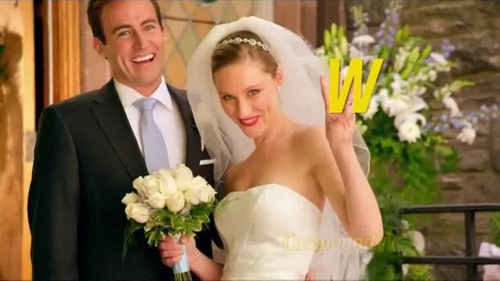 Compound W TV Commercial, 'Bride'