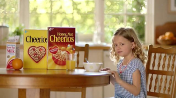 Cheerios TV Spot, 'All About Oats' - Thumbnail 6