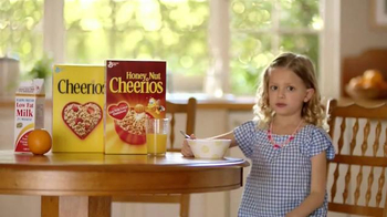 Cheerios TV Spot, 'All About Oats' - Thumbnail 2