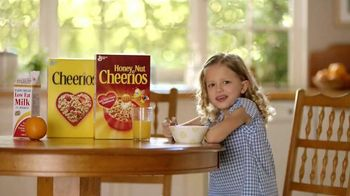 Cheerios TV Spot, 'All About Oats' - 1383 commercial airings